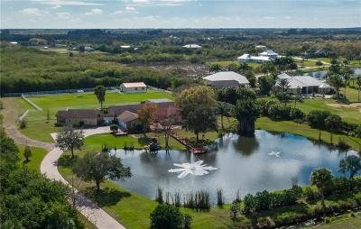 Vero Beach Single Family Home For Sale: 5995 4th Street