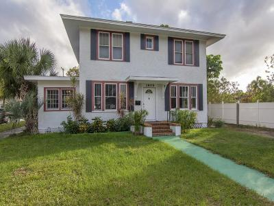 Vero Beach Single Family Home For Sale: 1905 19th Street
