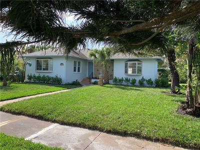 Vero Beach Single Family Home For Sale: 2345 17th Avenue