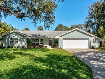 Vero Beach Single Family Home For Sale: 545 Eugenia Road