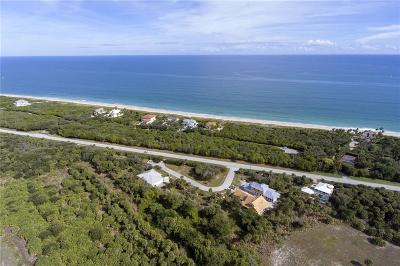 Vero Beach, Indian River Shores, Melbourne Beach, Melbourne, Sebastian, Palm Bay, Orchid Island, Micco, Indialantic, Satellite Beach Residential Lots & Land For Sale: 11745 Brown Pelican Way