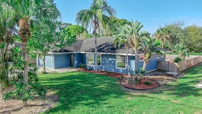 Vero Beach Single Family Home For Sale: 305 20th Avenue