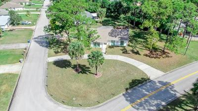Vero Beach Single Family Home For Sale: 2056 SW 15th Avenue