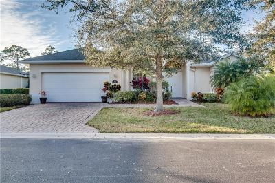 Vero Beach Single Family Home For Sale: 4145 Abington Woods Circle