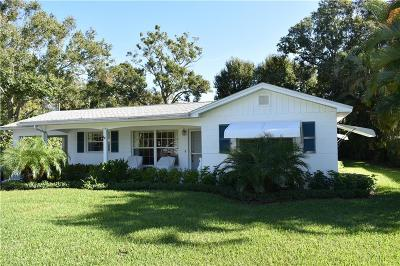 Vero Beach Single Family Home For Sale: 1756 36th Avenue