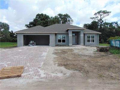 Oaks Of Vero Single Family Home For Sale: 1317 Scarlet Oak Circle