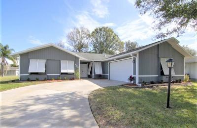 Sebastian Single Family Home For Sale: 634 Nobles Street