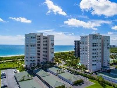 Hutchinson Island Condo/Townhouse For Sale: 5051 Highway A1a #12-6