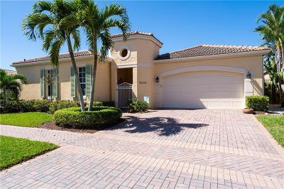 Vero Beach Single Family Home For Sale: 9555 Maiden Court