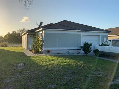 Vero Beach Single Family Home For Sale: 4775 30th Avenue