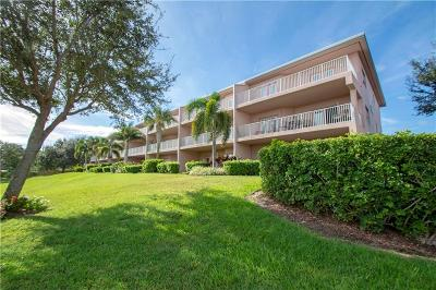 Sebastian Condo/Townhouse For Sale: 13530 Mystic Drive #205