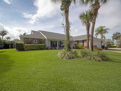Vero Beach Single Family Home For Sale: 435 SW 38th