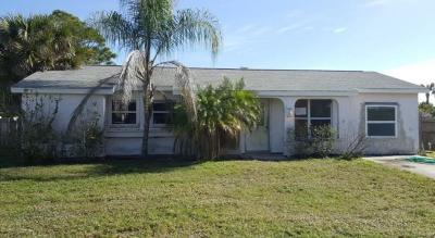 Sebastian Single Family Home For Sale: 922 Laredo Lane