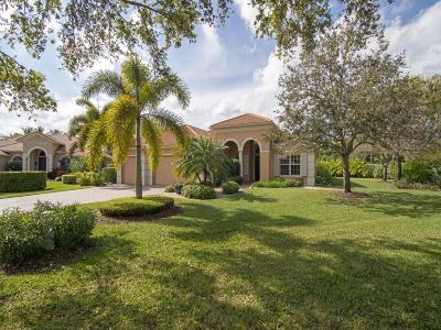Vero Beach Single Family Home For Sale: 4830 Lafayette Place