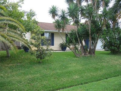 Sebastian Single Family Home For Sale: 655 Chesser Avenue