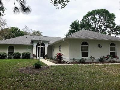 Sebastian Single Family Home For Sale: 779 Crystal Mist Avenue