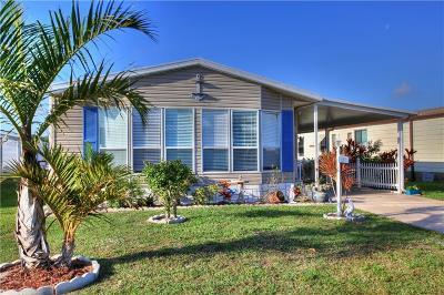 Sebastian Single Family Home For Sale: 636 Papaya Circle