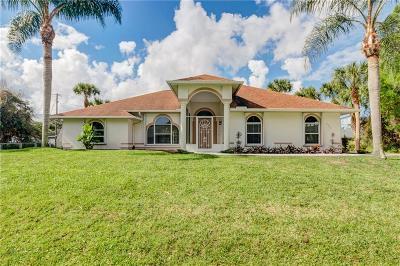 Sebastian Single Family Home For Sale: 331 Watercrest Street