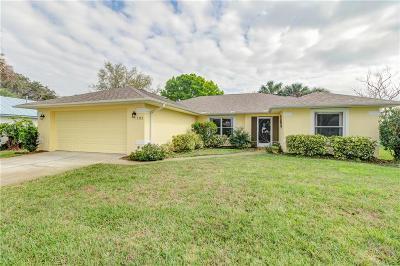 Sebastian Single Family Home For Sale: 105 Larchmont Terrace
