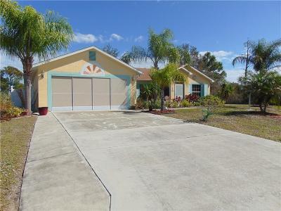 Sebastian Single Family Home For Sale: 140 Aldea Drive