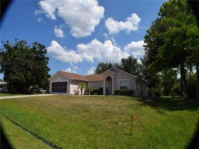 Sebastian Single Family Home For Sale: 865 Grandin Avenue