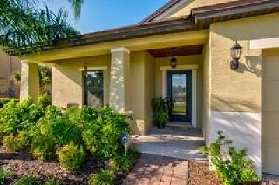 Vero Beach Single Family Home For Sale: 5940 Summersweet Lane
