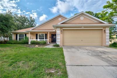 Sebastian Single Family Home For Sale: 858 Haverhill Avenue