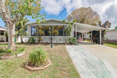Sebastian Single Family Home For Sale: 629 Marlin Circle