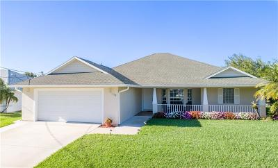 Sebastian Single Family Home For Sale: 129 Joy Haven Drive