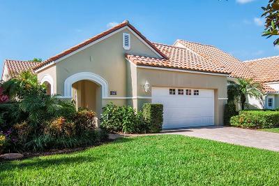Vero Beach Single Family Home For Sale: 1637 Victoria Circle