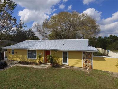 Sebastian Single Family Home For Sale: 914 Clearmont Street
