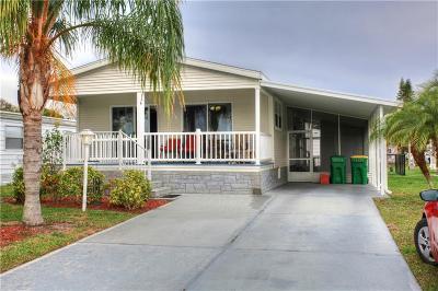 Sebastian Single Family Home For Sale: 1176 Waterway Drive