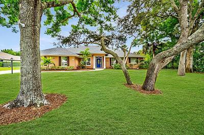 Vero Beach Single Family Home For Sale: 220 39th Court