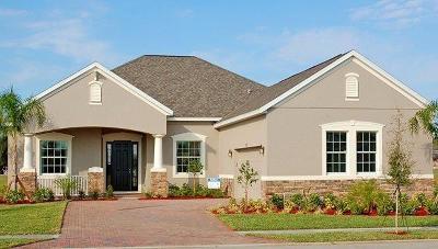 Vero Beach Single Family Home For Sale: 7183 East Village