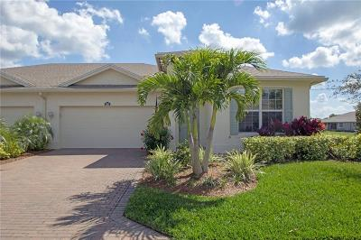 Vero Beach, Indian River Shores, Melbourne Beach, Melbourne, Sebastian, Palm Bay, Orchid Island, Micco, Indialantic, Satellite Beach Single Family Home For Sale: 7467 Oakridge Place
