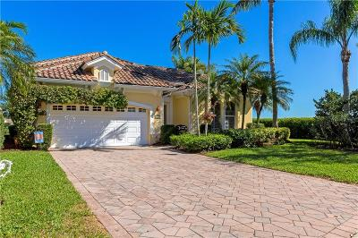 Vero Beach, Indian River Shores, Melbourne Beach, Melbourne, Sebastian, Palm Bay, Orchid Island, Micco, Indialantic, Satellite Beach Single Family Home For Sale: 5355 Sol Rue Circle