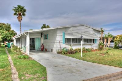 Sebastian Single Family Home For Sale: 643 Amaryllis Drive