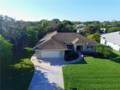 Sebastian Single Family Home For Sale: 934 Greenbrier Avenue