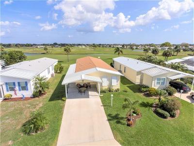 Sebastian Single Family Home For Sale: 1102 Barefoot Circle