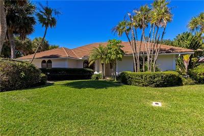 Vero Beach Single Family Home For Sale: 1924 Ocean Ridge Circle