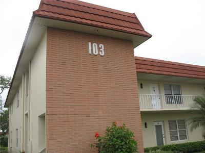 Vero Beach, Indian River Shores, Melbourne Beach, Melbourne, Sebastian, Palm Bay, Orchid Island, Micco, Indialantic, Satellite Beach Condo/Townhouse For Sale: 103 Royal Oak Drive #107