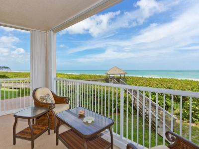 Hutchinson Island Condo/Townhouse For Sale: 4160 Highway A1a #201A