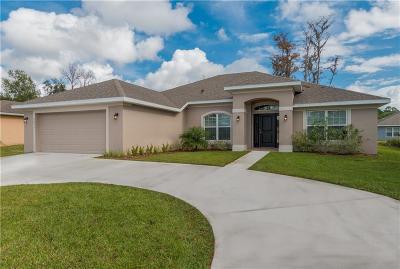 Sebastian Single Family Home For Sale: 1079 Topsail Lane