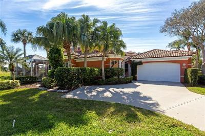 Vero Beach Single Family Home For Sale: 5210 Harbor Village Drive