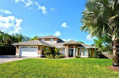 Sebastian Single Family Home For Sale: 789 Concha Drive