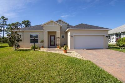 Sebastian Single Family Home For Sale: 642 Gossamer Wing Way