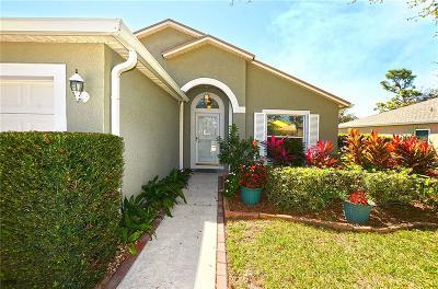 Sebastian Single Family Home For Sale: 683 Collier Lake Circle