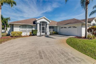 Sebastian Single Family Home For Sale: 609 Albatross Terrace