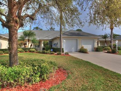Sebastian Single Family Home For Sale: 983 Easy Street