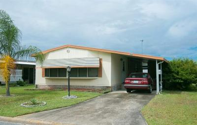 Sebastian Single Family Home For Sale: 436 Royal Tern Drive